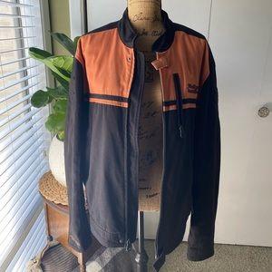 VINTAGE Insulated Harley Davidson Jacket